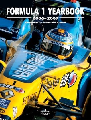 Formula 1 Yearbook 2006-2007 Luc Domenjoz