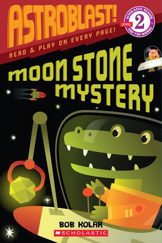 Moon Stone Mystery Bob Kolar