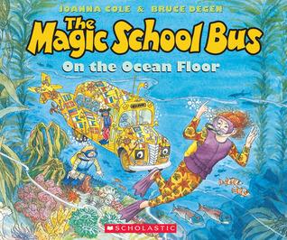 On The Ocean Floor (Magic School Bus Series)  by  Joanna Cole