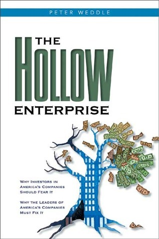 The Hollow Enterprise: Why Investors in Americas Companies Should Fear It/Why the Leaders of Americas Companies Must Fix It Peter Weddle