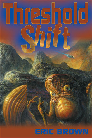 Threshold Shift  by  Eric Brown