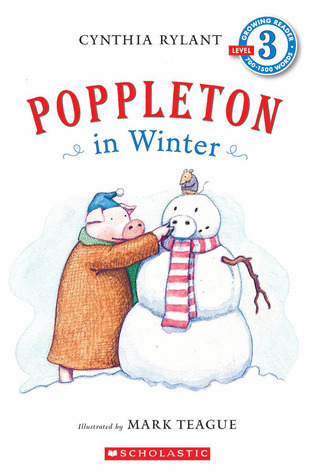 Poppleton In Winter (Scholastic Reader Level 3) Cynthia Rylant