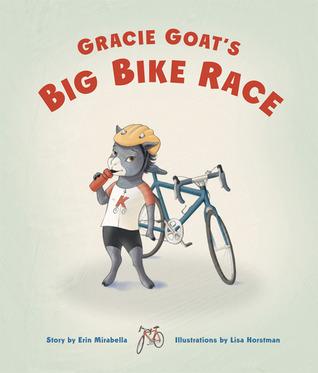 Gracie Goats Big Bike Race Erin Mirabella