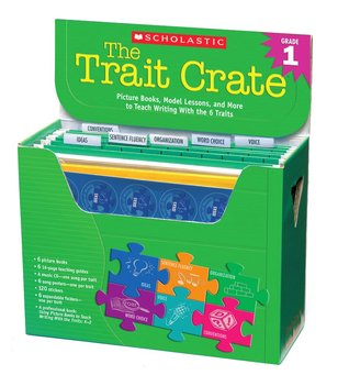 The Trait Crate®: Grade 1: Picture Books, Model Lessons, and More to Teach Writing With the 6 Traits Ruth Culham