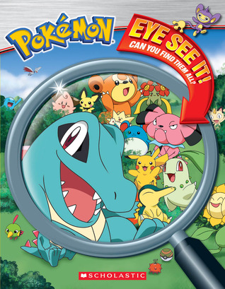 Eye See It! (Pokemon Series)  by  Maria S. Barbo