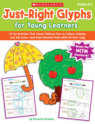 Just-Right Glyphs for Young Learners Pamela Chanko