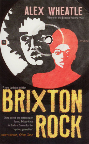 Brenton Brown Alex Wheatle