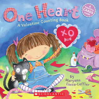 One Heart: A Valentine Counting Book  by  Maryann Cocca-Leffler