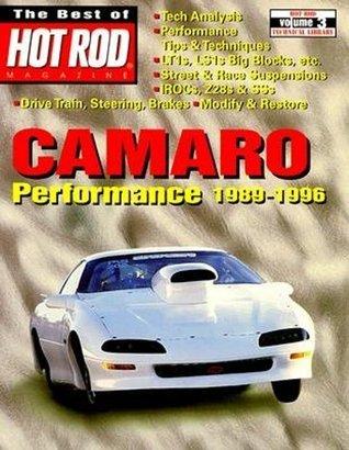Camaro Performance 1989-1996 Hot Rod Magazine