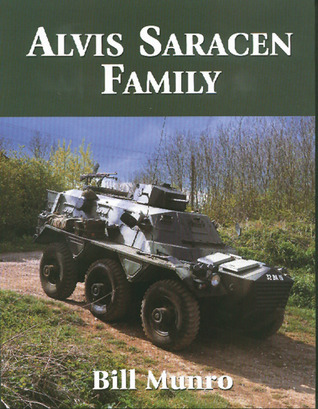 Alvis Saracen Family Bill Munro