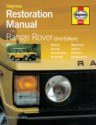 Restoration Manual Land Rover  by  Dave Pollard