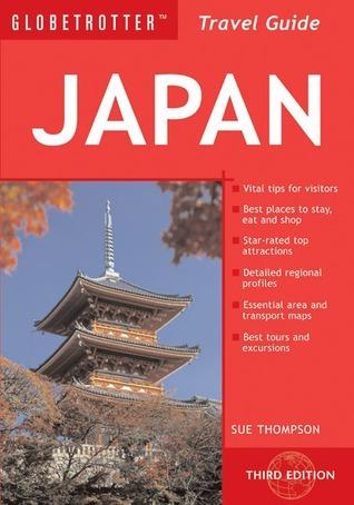 Japan Travel Pack Sue Thompson