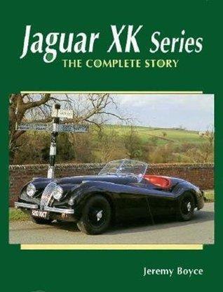 The Jaguar XK Series  by  J Boyce