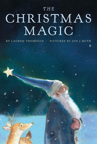 The Christmas Magic Lauren Thompson