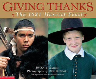 1621 Harvest Feast Kate Waters