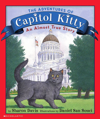 Adventures Of Capitol Kitty Sharon Davis