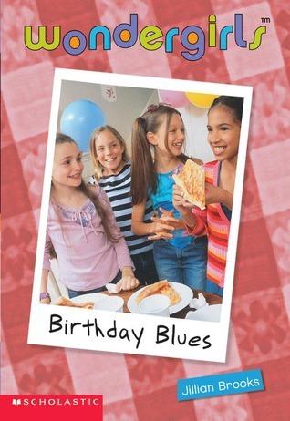 Birthday Blues Jillian Brooks