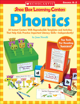 Phonics  by  Joan Novelli
