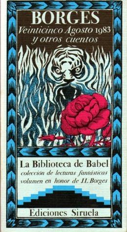 Veinticinco agosto 1983 y otros cuentos Jorge Luis Borges