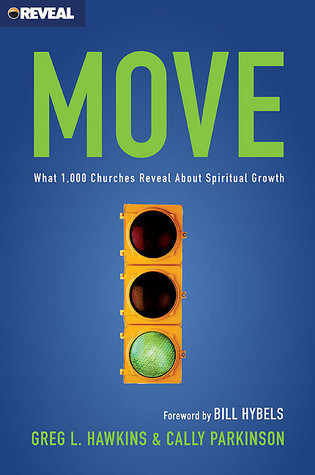 Move: What 1,000 Churches Reveal about Spiritual Growth Greg L. Hawkins