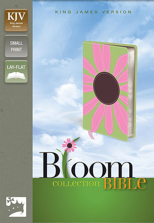 Kjv Thinline Bloom Collection Bible, Compact  by  Anonymous