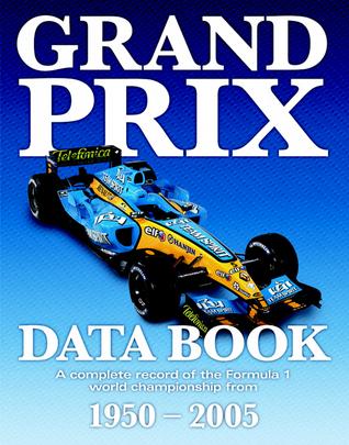 Grand Prix Data Book  by  David Hayhoe