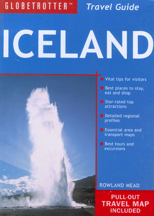 Iceland Travel Pack Rowland Mead