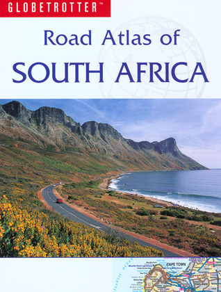 Globetrotter Road Atlas South Africa Claudia Dos Santos