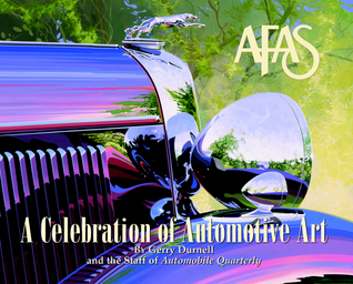 AFAS: A Celebration of Automotive Art  by  Gerry Durnell
