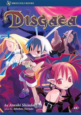 Disgaea  by  Arashi Shindo