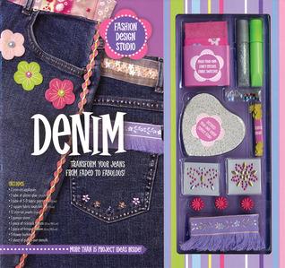 Fashion Design Studio: Denim Samantha Chagollan