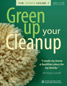 Green Up Your Cleanup Jill Schoff