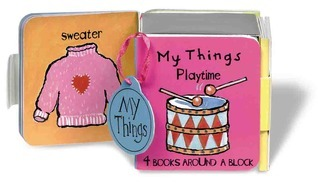 My Things (Pinwheel: Book Cubes) Patti Jennings