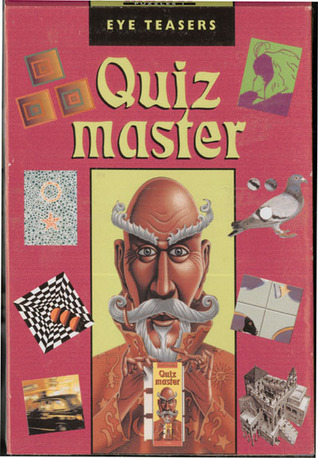 Quiz Master: Eye Teasers  by  Sterling Publishing