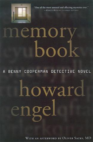 Memory Book: A Benny Cooperman Detective Novel  by  Howard Engel