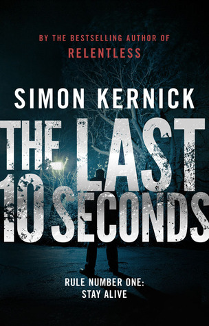 The Last 10 Seconds (Tina Boyd #5)  by  Simon Kernick