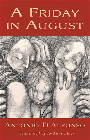 A Friday in August  by  Antonio DAlfonso