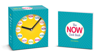 Do It Now! Book & Clock Set  by  Jim McMullan