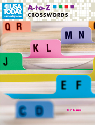 USA TODAY® A-to-Z Crosswords Rich Norris