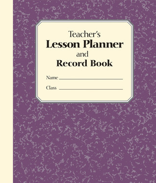 Teachers Lesson Planner and Record Book Stephanie Embrey