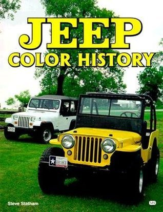 Jeep Color History Steve Statham
