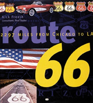 Route 66  by  Nick Freeth