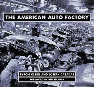 American Auto Factory  by  Barney Olsen
