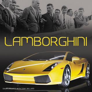 Lamborghini: Forty Years  by  David Jolliffe