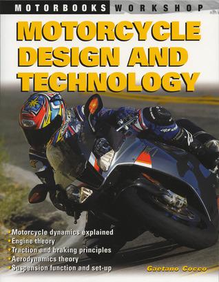 Motorcycle Design and Technology Handbook Gaetano Cocco