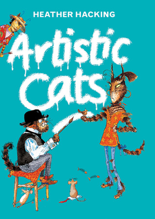 Artistic Cats Heather Hacking