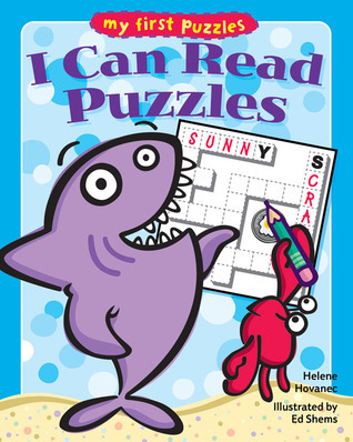 My First Puzzles: I Can Read Puzzles  by  Helene Hovanec