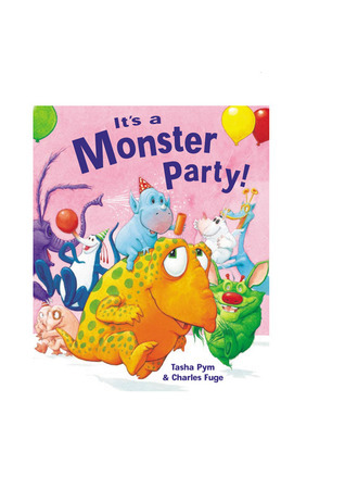 Its a Monster Party!  by  Tasha Pym