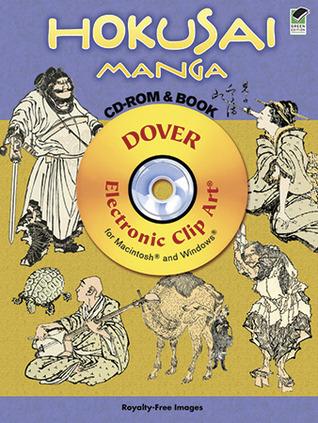 Hokusai Manga CD-ROM and Book Alan Weller