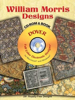 William Morris Designs CD-ROM and Book William Morris